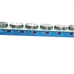 多工位数显磁力搅拌器