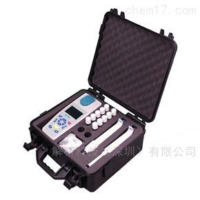 YC7100- CL便携式余氯总氯测定仪