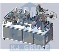 MSK-532 圆柱型电池套管喷码机