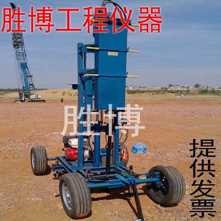 拖车式全自动重型触探仪