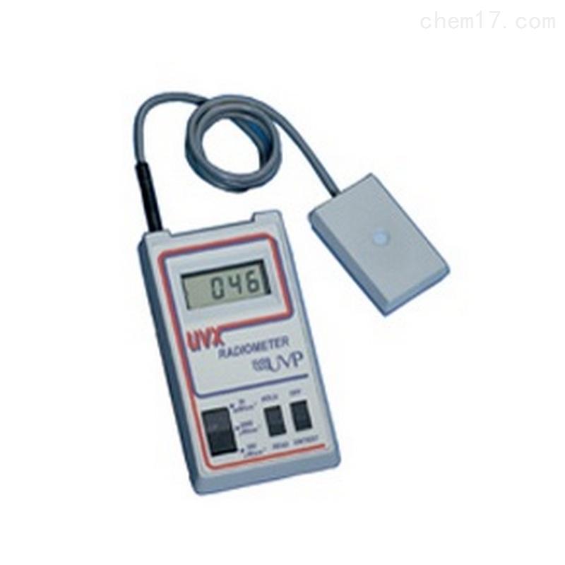 美国UVP UVX-25数显短波紫外照度计