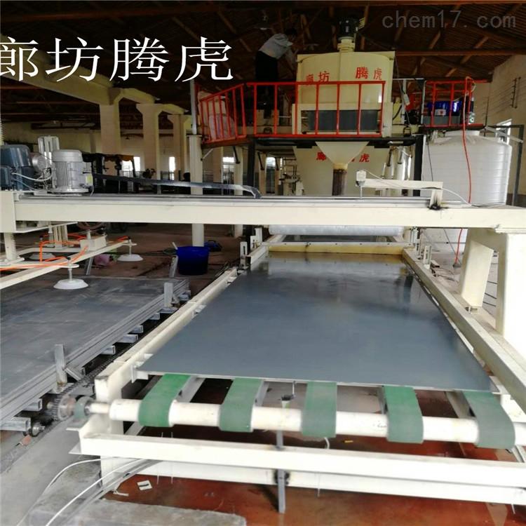 秸秆玻镁板设备专业生产厂家