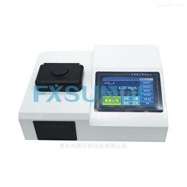 SN-200H-32触摸屏智能多参数水质检测仪