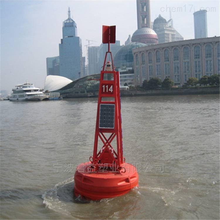 非鋼質浮標(直徑2.4米低密度聚乙烯浮標)