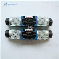 REXROTH电磁阀4WE6H62/EG24N9K4