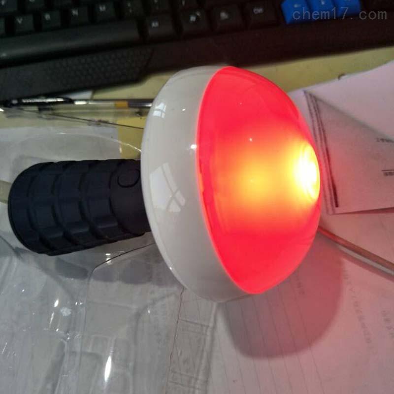 bjq5155手持泛光灯红色信号方位联络两用灯