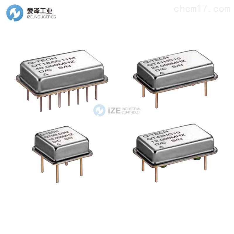 Q-Tech晶体振荡器QT41T10M