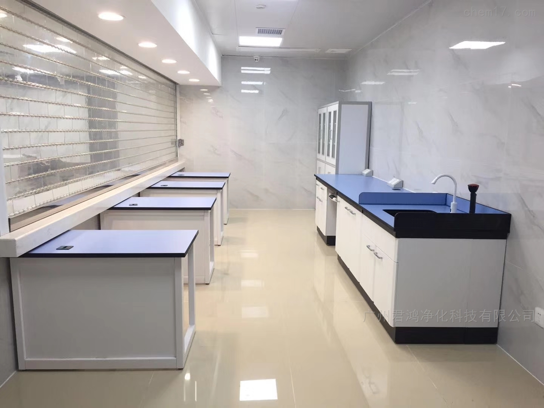 潮州实验室家具边台中央台高温台实验凳设施