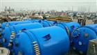 回收低价二手5吨外盘管不锈钢反应釜