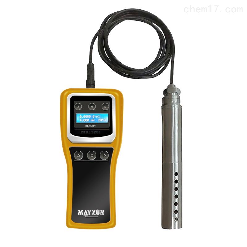 手持式密度比重计 便携液密测试仪