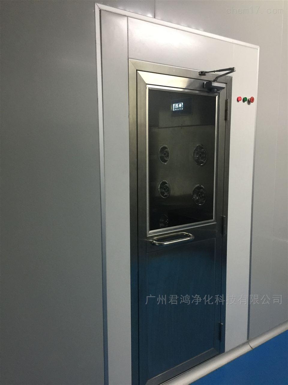 唐山市快速卷帘门风淋室厂家长期供应设备