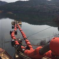 50口径清泥管道浮漂超大浮力pe管道托浮产品
