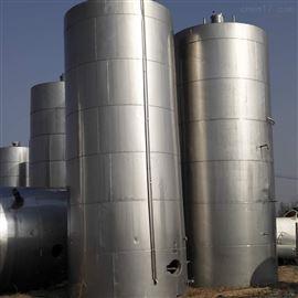 60m2二手不锈钢储罐316L材质