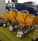 Q641TC型气动陶瓷球阀