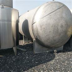 大量出售二手100吨不锈钢储罐