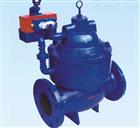 J841X型电磁液动隔膜排泥阀