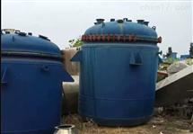 回收二手内盘管电加热反应釜