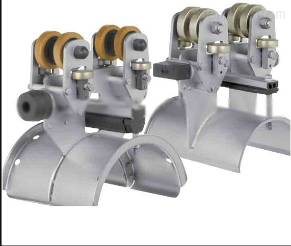 GHC-Ⅰ10#工字钢电缆传导滑车厂家