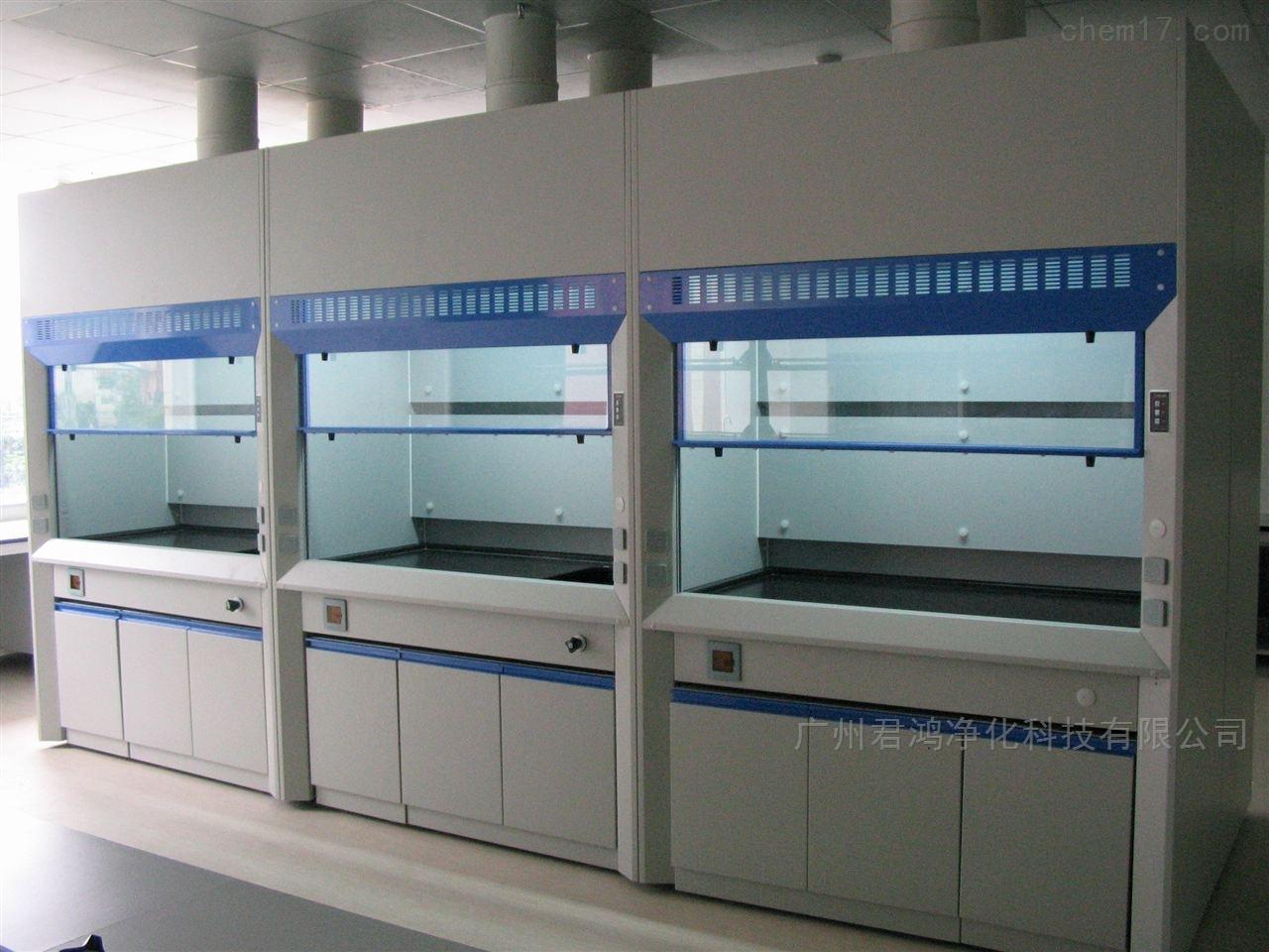贵州实验通风柜 全钢结构款式