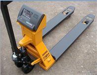 杭州液压搬运车电子秤,3吨不锈钢叉车秤