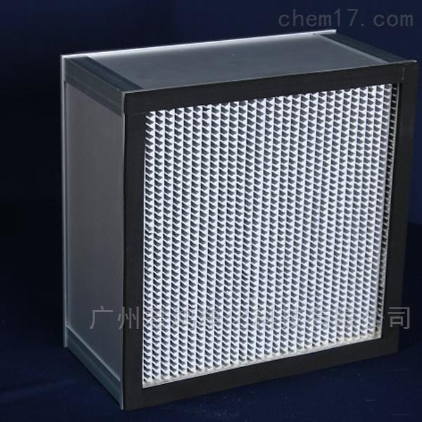 天水市君鸿高效空气过滤器特点符合防火要求