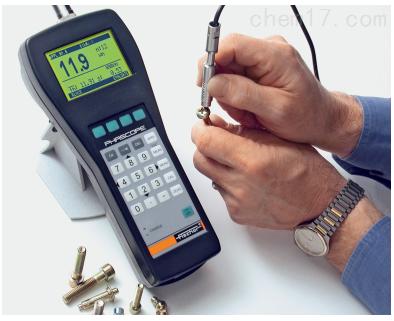 pmp10 一 粗糙底材上的涂镀层厚度测量仪