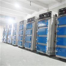 多门烘炉厂家专业生产热风循环塑胶品工业烤箱