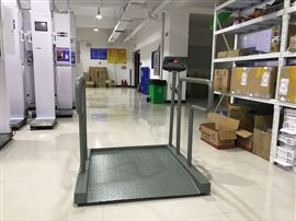 DHM-500透析专用轮椅秤