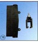 连接夹/铜滑线/悬吊夹使用方法