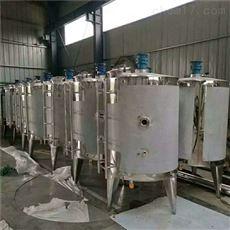 长期处理二手10吨不锈钢电加热搅拌罐
