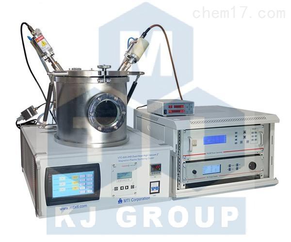 VTC-600-2HD 双靶磁控溅射仪
