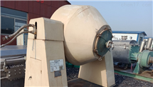 回收二手搪瓷双锥干燥机