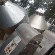 回收二手不锈钢双锥干燥机出售价格
