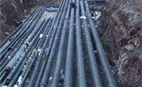 DN800预制直埋保温管制作工艺