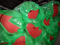 B1级彩色带颜色的橡塑保温板