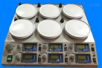 FEB-26双排六联加热磁力搅拌器