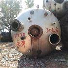 河北出售10000升蒸汽加热不锈钢反应釜定金