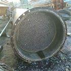 全国大批量回收二手不锈钢列管冷凝器
