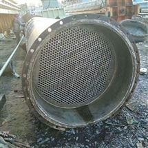 二手钛材质冷凝器现场估价现钱回收