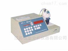 WY-BR-1型溴價溴指數測定儀