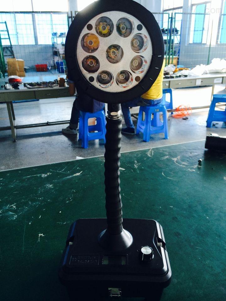 LMP1600防爆直杆升降码头照明移动式称杆灯