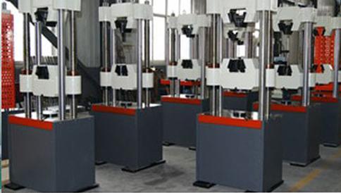 液压式钢结构万能材料试验机