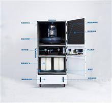 包装行业磨床脉冲集尘机 移动集尘器