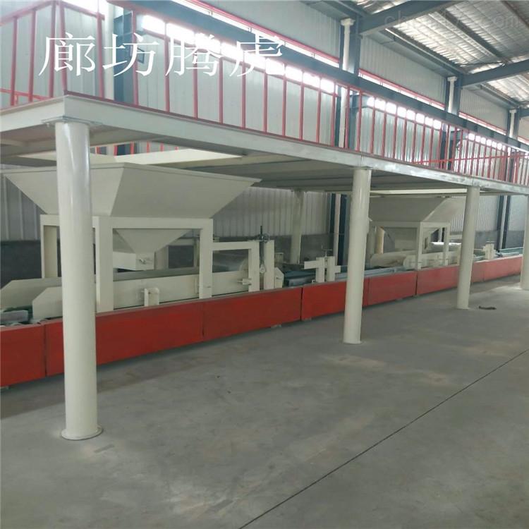 模方式匀质板设备保质保量