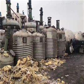 12产量9成新12立方高压反应釜不锈钢反应罐