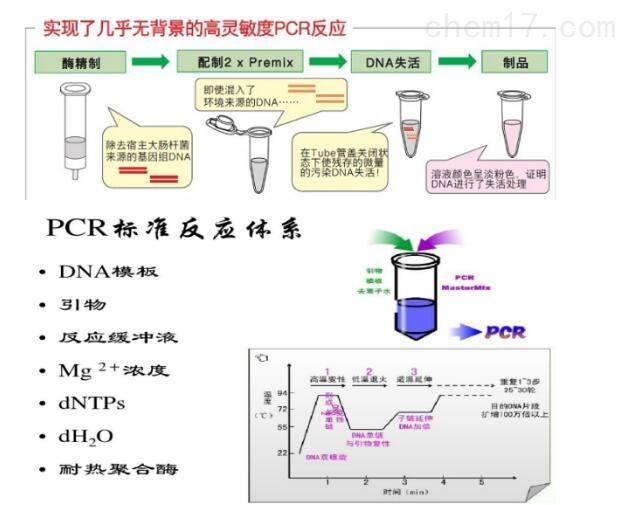 基因染料法PCR試劑盒