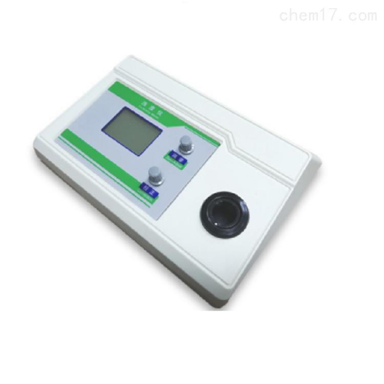齐威精密台式浊度计WGZ-1A水质测试仪