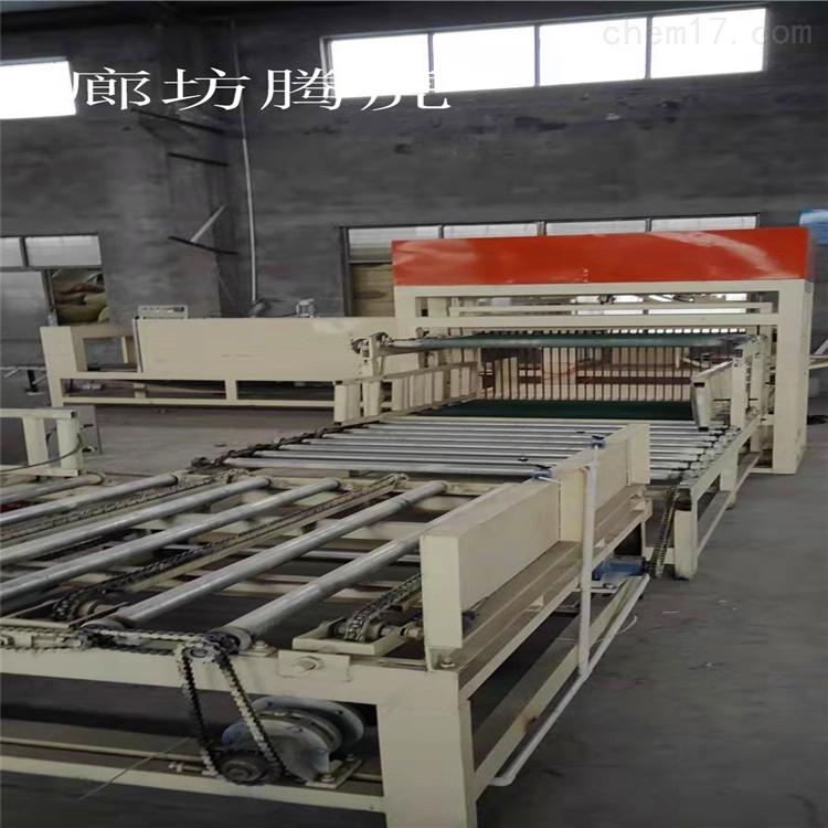 匀质板生产设备性能优越