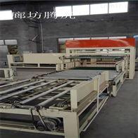 th001匀质板生产设备性能优越