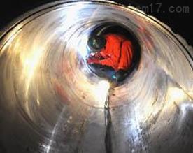 市政管道短管内衬修复